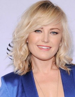 Malin Akerman on Mom Style