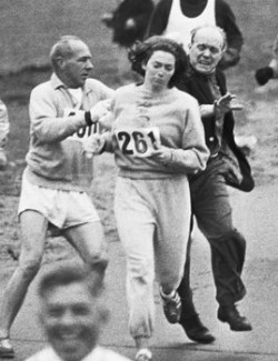 Why She Ran the Boston Marathon
