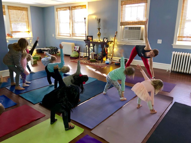 Kids Yoga at Prana - Start Them Young, Start Them Strong!