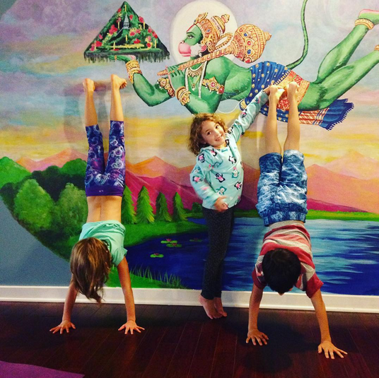 Kids Yoga Program Ages 3 - 13 Starts Again This Fall! -