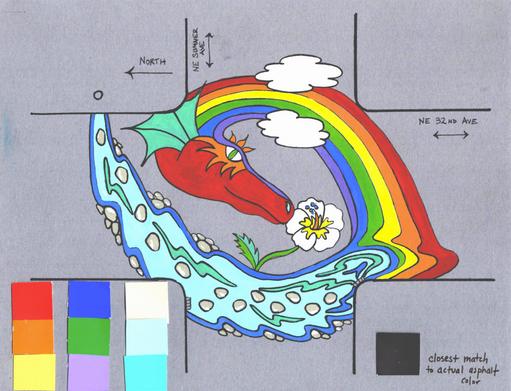 Project Brook: Rainbow Dragon