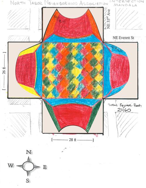 North Tabor Mandala