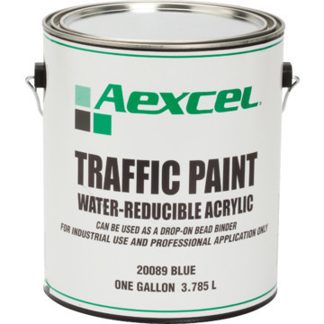 Water-reducible acrylic Traffic Paint (Zone Marking Paint)