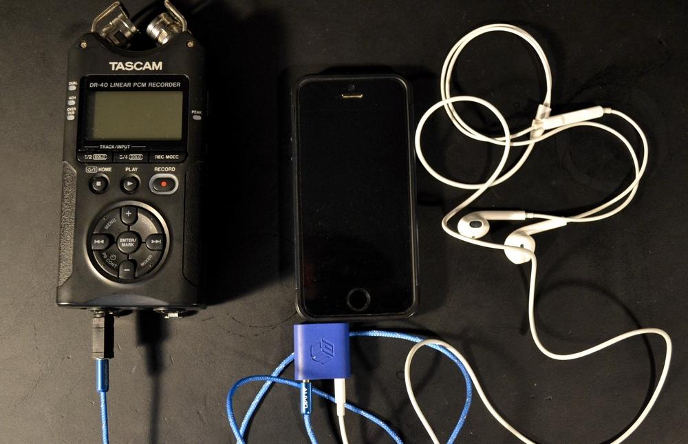SmartphoneRecordingSetup