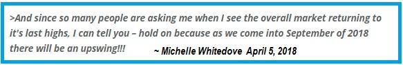 Crypto Quote Sept 2018 the Market will increase Michelle Whitedove Prediction Satoshi.jpg
