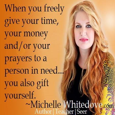 quote give your time and money gift charity Michelle Whitedove Insta.jpg