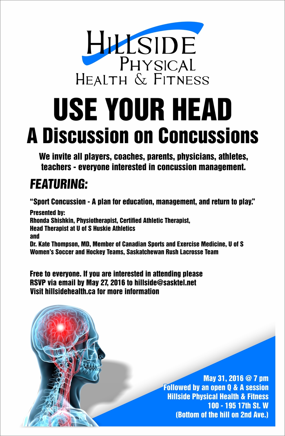 Concussion Night