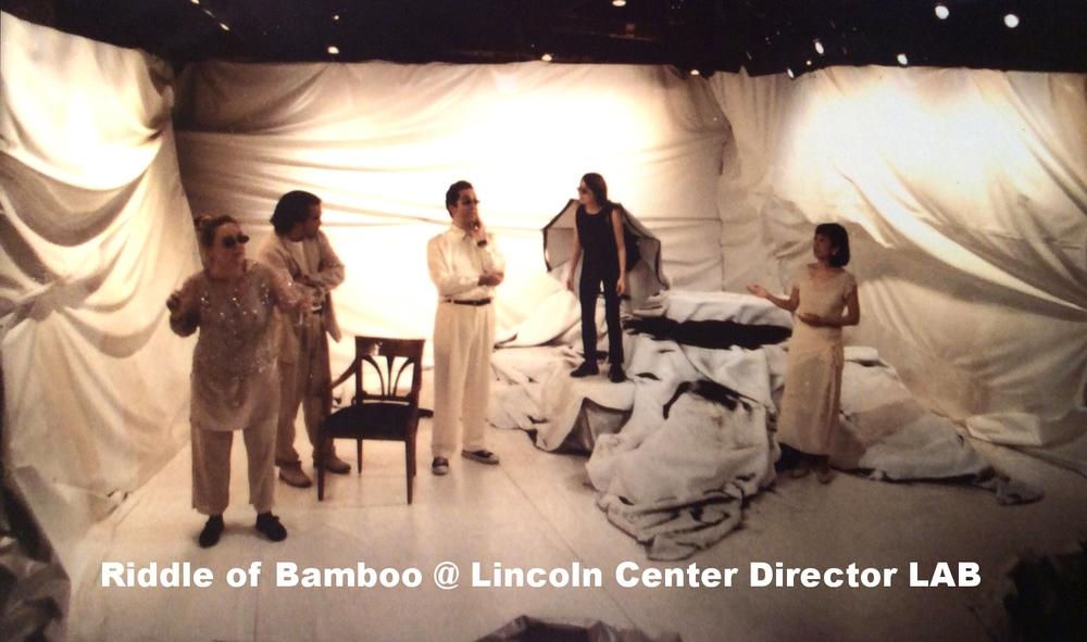 Riddles of Bamboo full shot