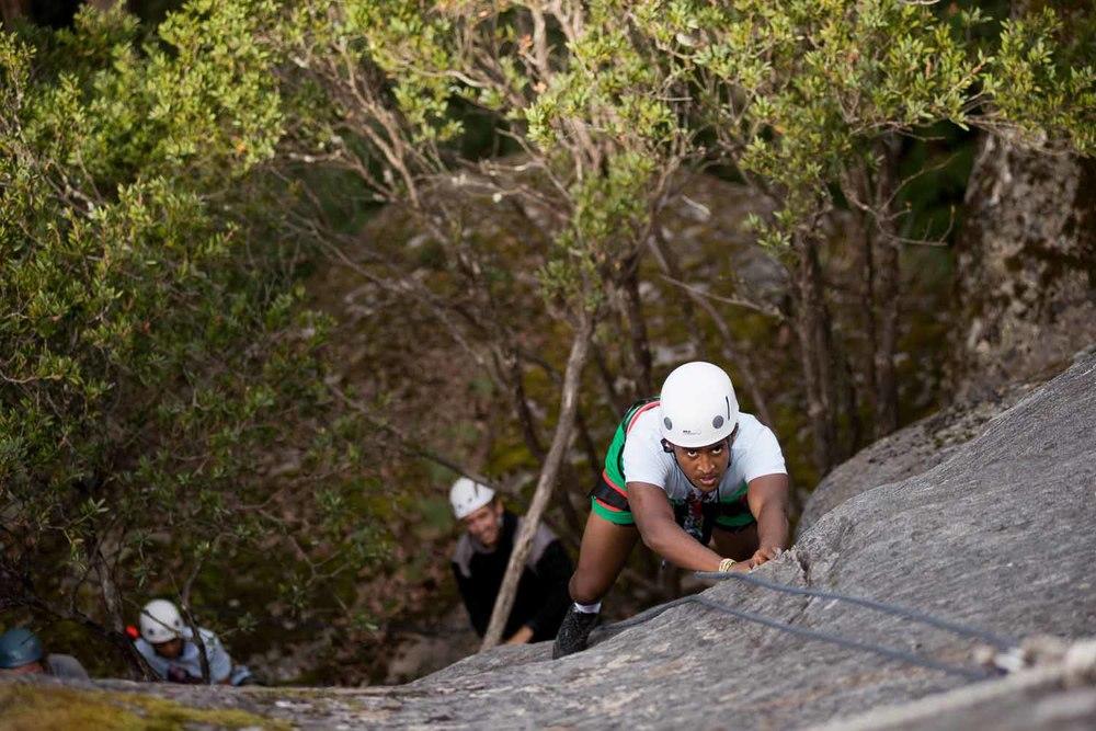 Rock Climbing Workshop
