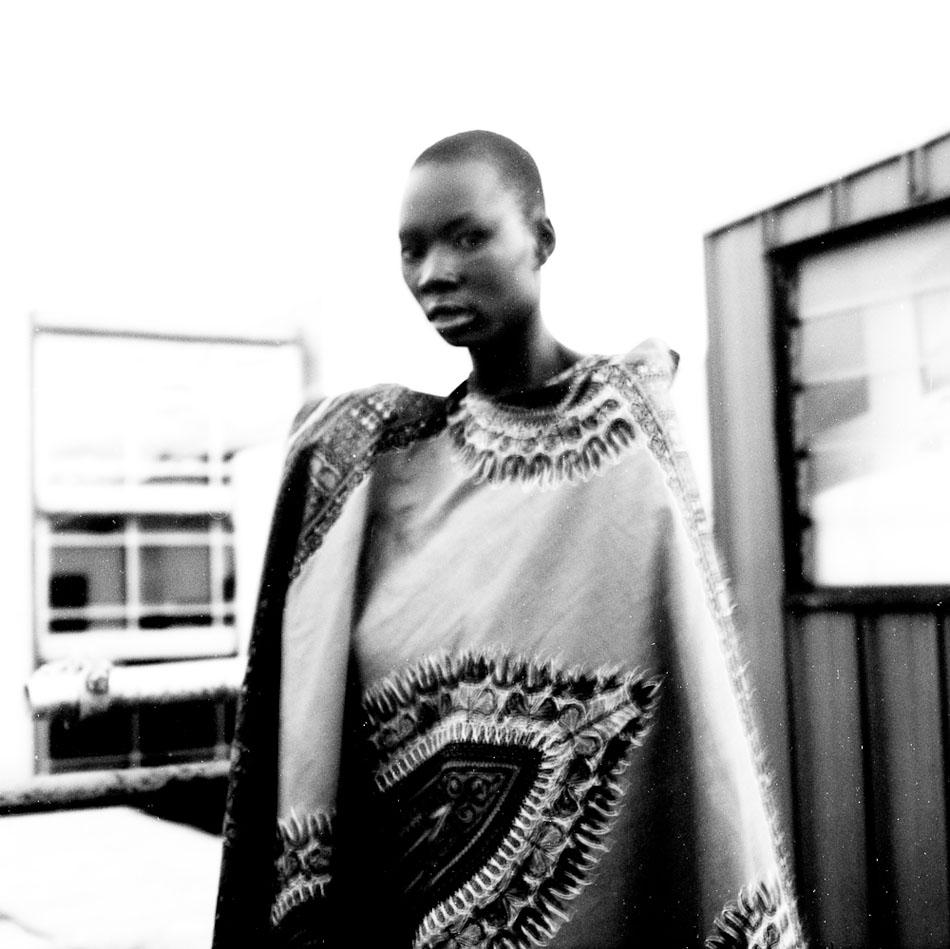 Portrait for a Modelling Agency