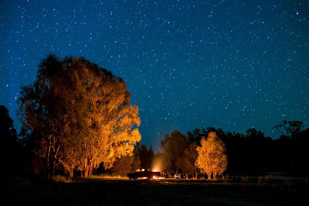 Murray River Nightscape