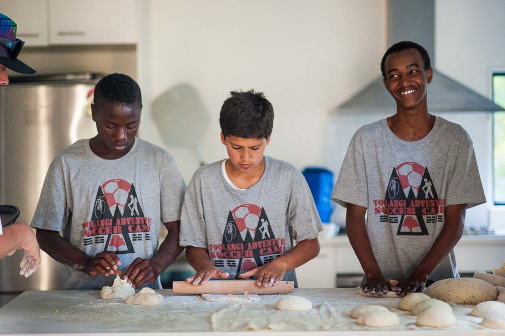 Bread and Pizza Making Workshop