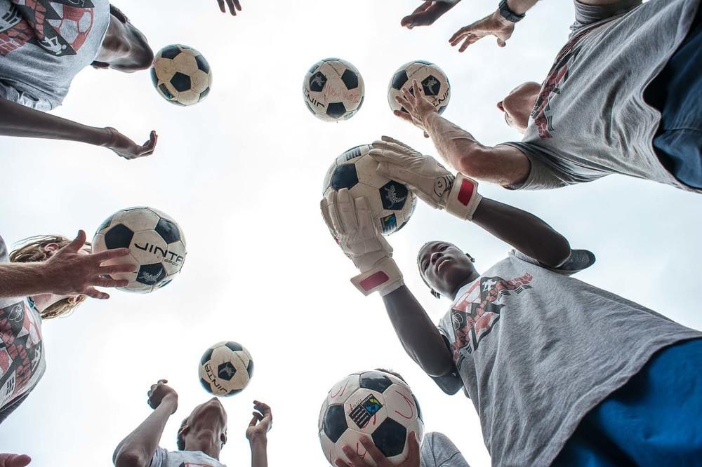 Travel Adventure Soccer Camp
