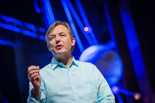 Photo Of TED Curator Chris Anderson by Jame Duncan Davidson at https://www.flickr.com/photos/tedconference/9029271822/in/photolist