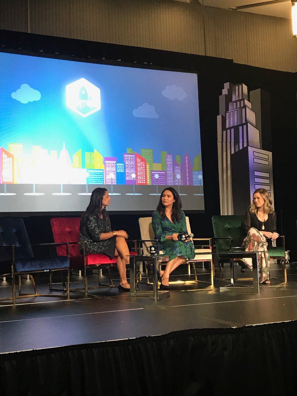 Caitlin Bartley, CEO, cred | SaaStr Annual 2019
