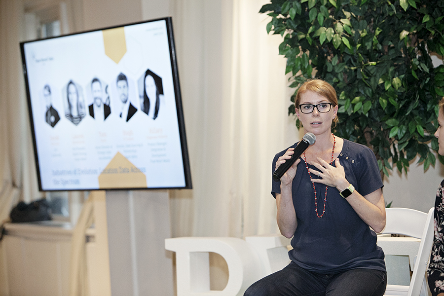 Sarah McCrary, CEO, GasBuddy | Unacast Real World Talks 2018