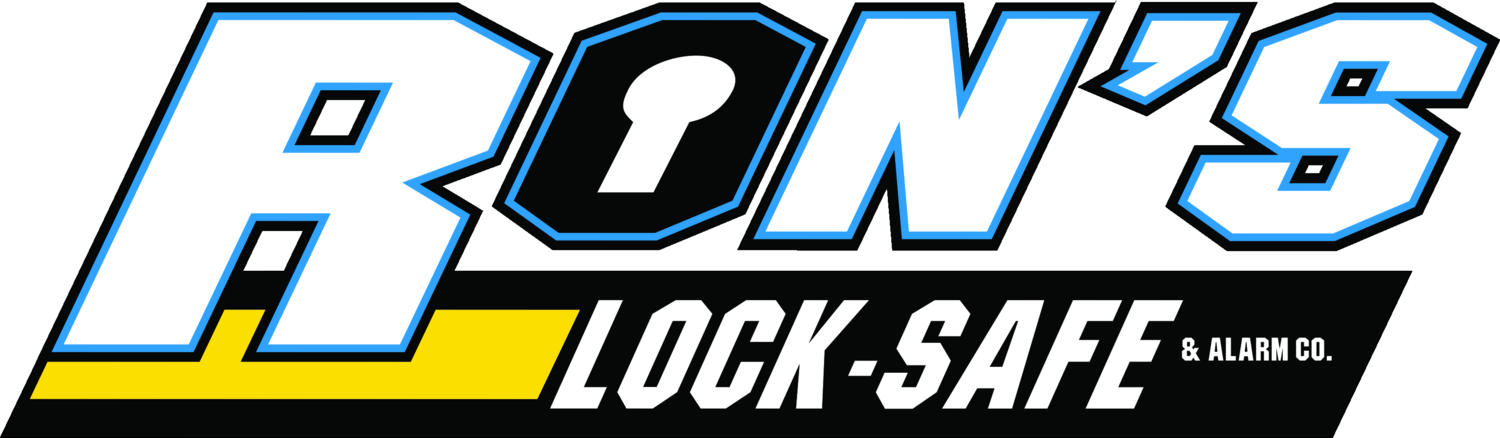 RON'S LOCK-SAFE & ALARM