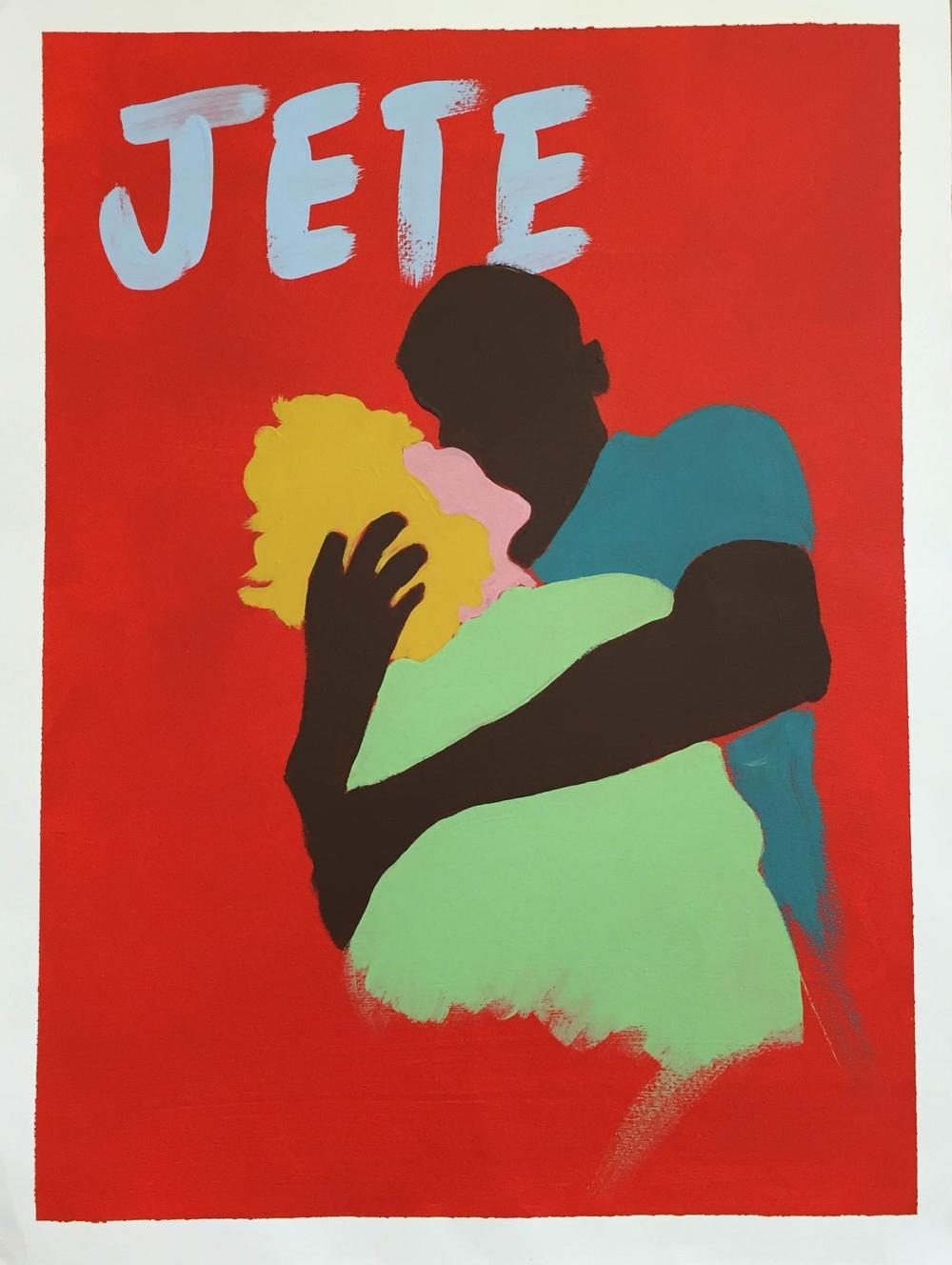 Jete aka ( Jet Magazine )