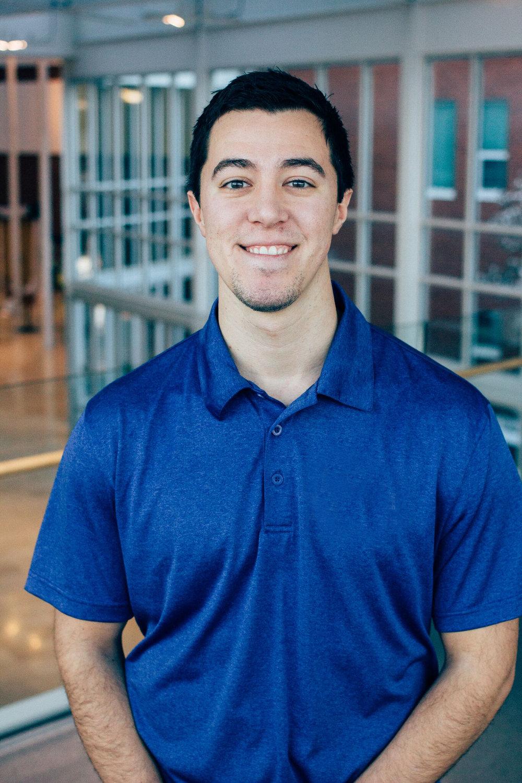 Kyle Mullins Student Ministry Pastor kyle.mullins@indiancreek.org