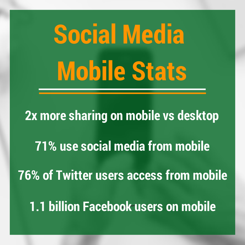 4 stunning social media stats for mobile