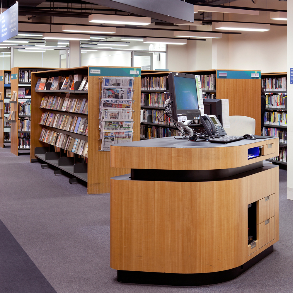 MELBOURNE LIBRARY SERVICES