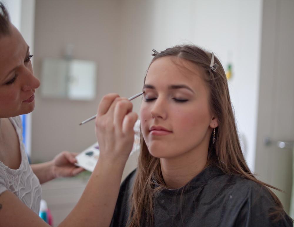 devon wedding makeup artist