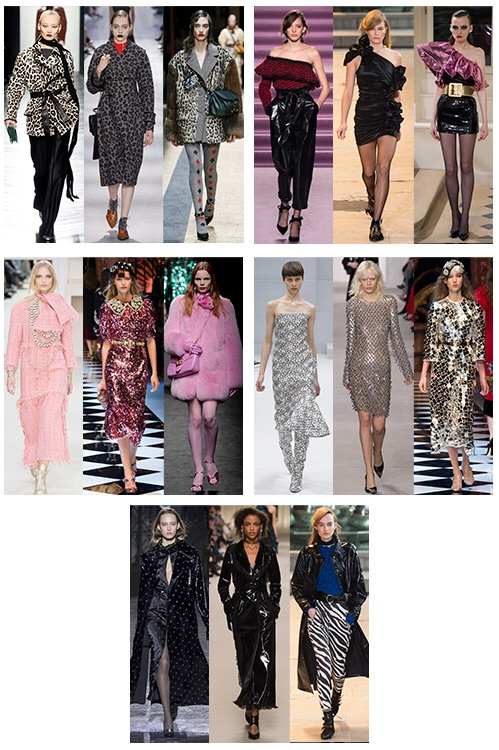 Vogue Autumn/Winter 2016-2017 Trends