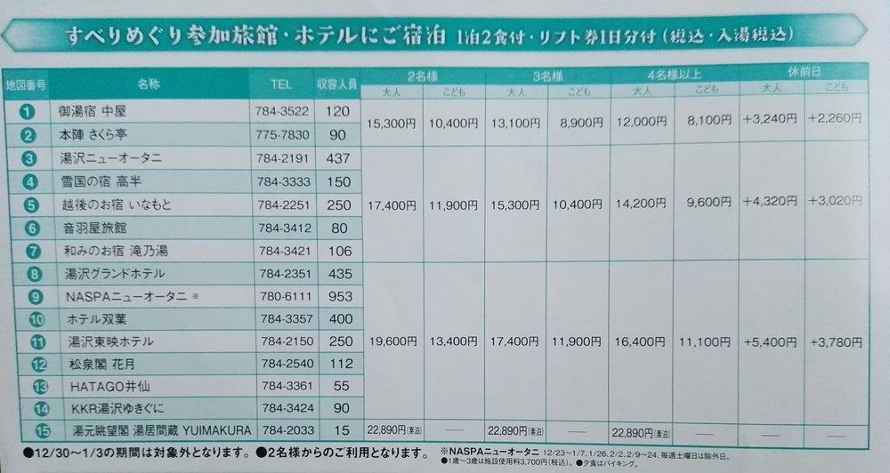 Suberi meguri ryokan hotel price.jpg