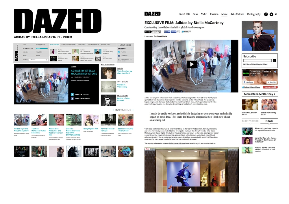 Dazed Digital