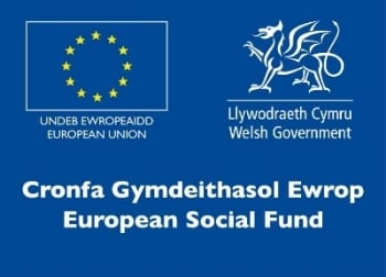 Learn more about ESF funding at www.gov.wales/eu-funding