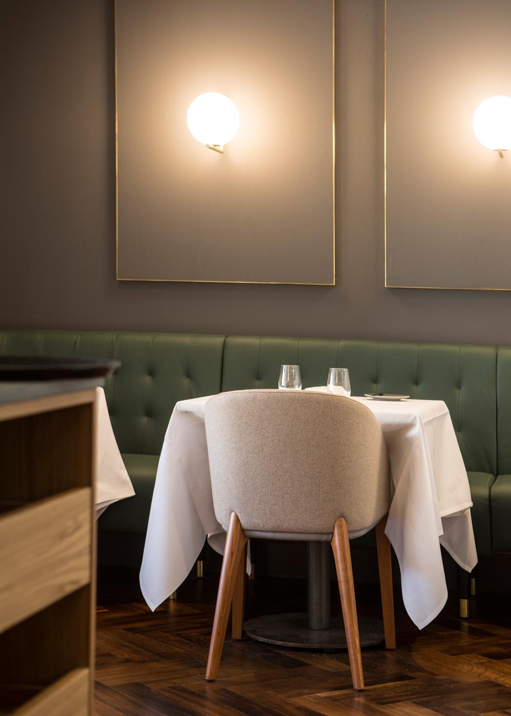 Client: Trinity Restaurant