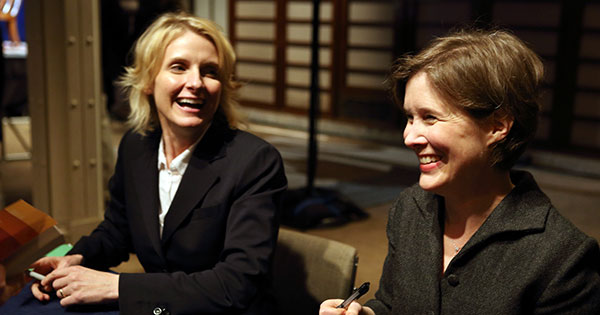 Authors: Elizabeth Gilbert & Ann Patchett