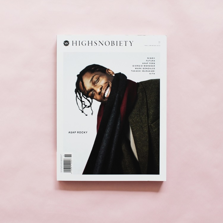 High Snobiety Issue 11
