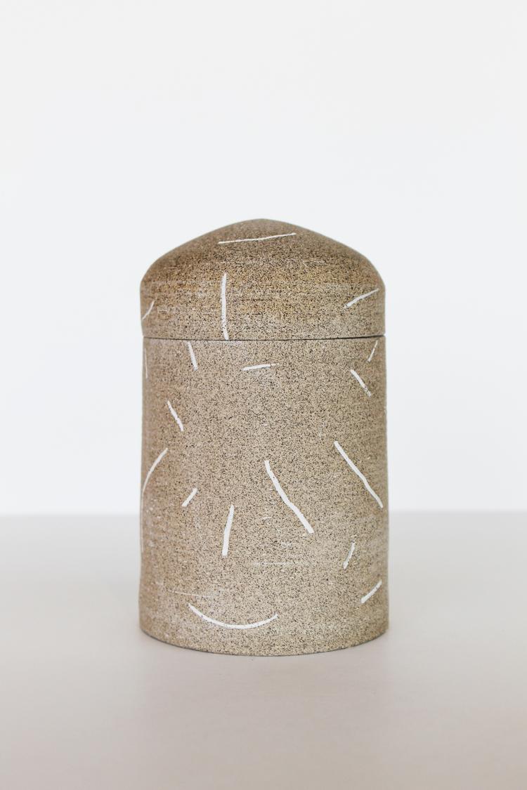 Sand Confetti Container