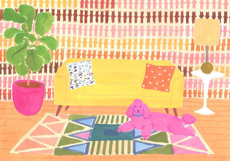 Leah Goren Illustration