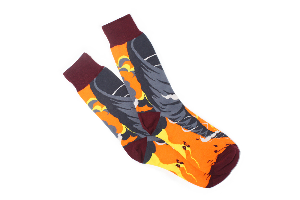 Wondersocks Hurricane