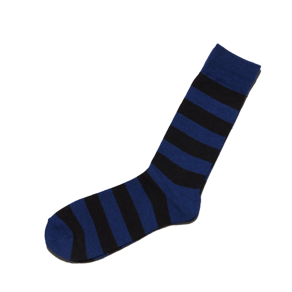 St Brown Stripe Blue