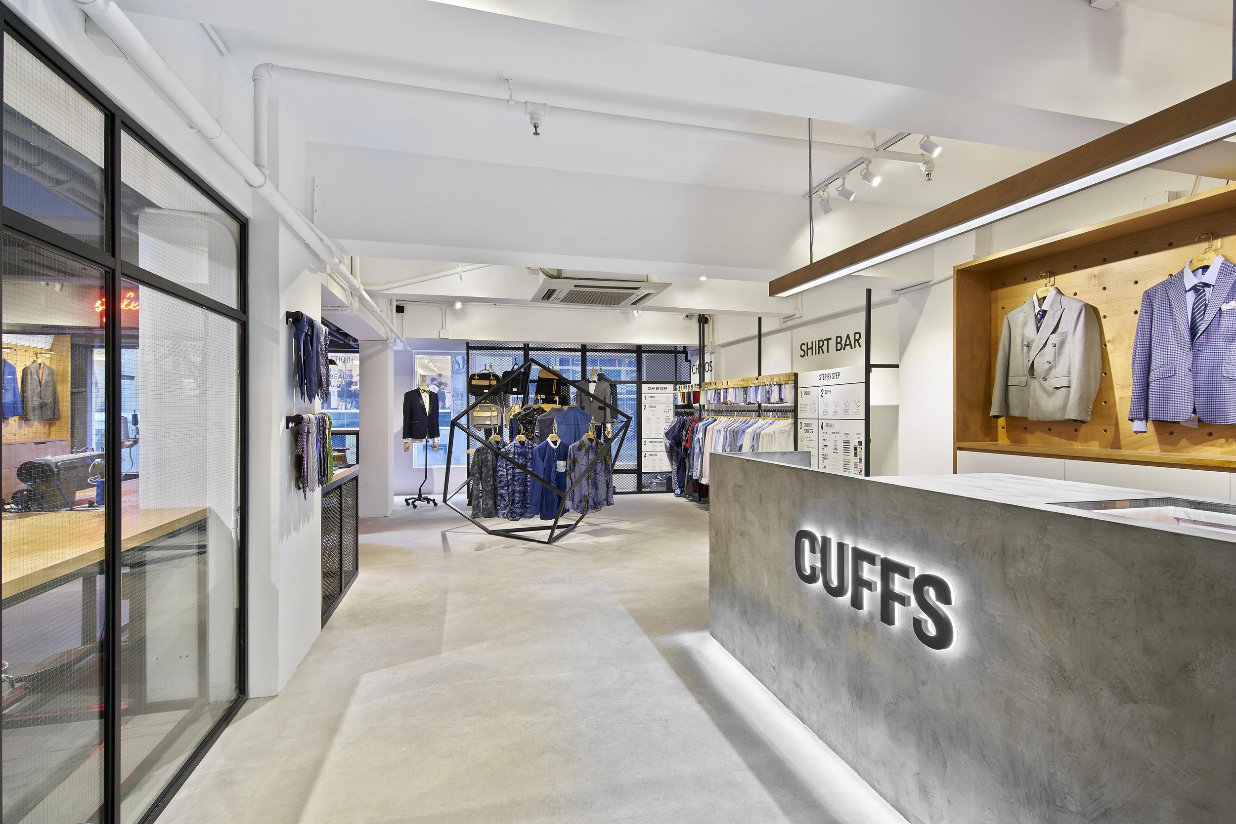 CUFFS Hong Kong