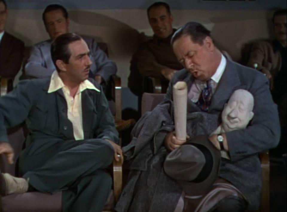 Even Mr. Walt Disney rocking it with a leisure suit