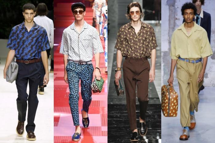 From left to right: Salvatore Ferragamo, Dolce & Gabbana, Fendi, Marni Credit: Lifestyleasia