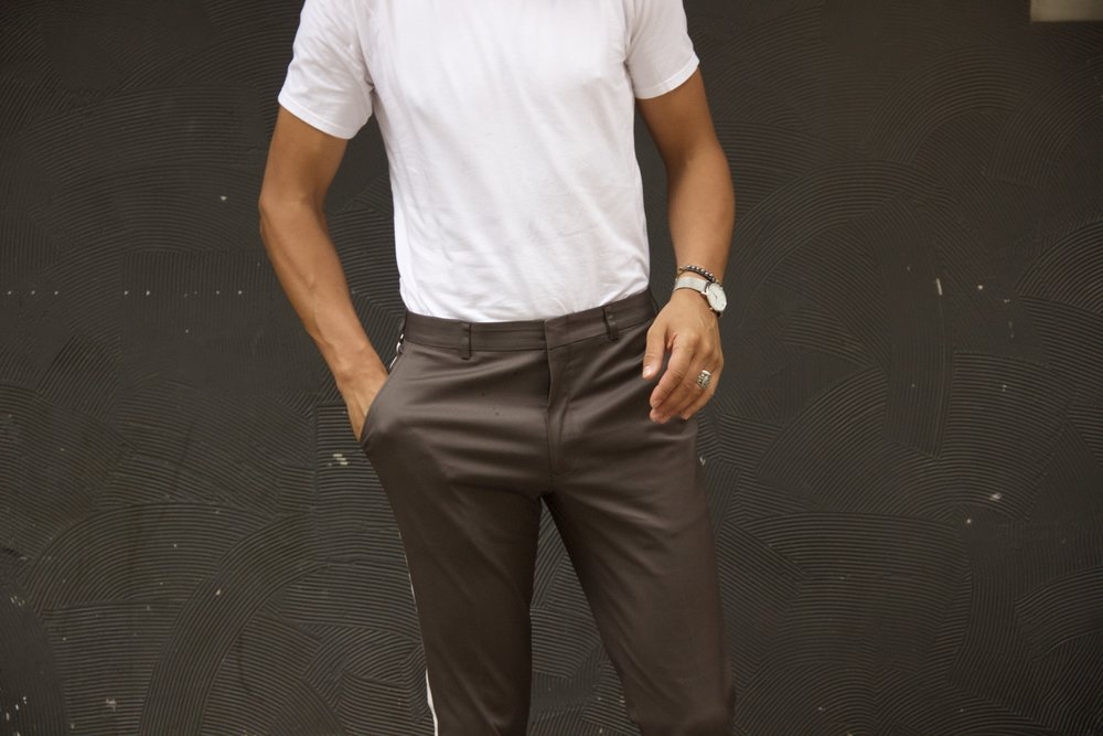STRETCH - Slim fit and Comfort