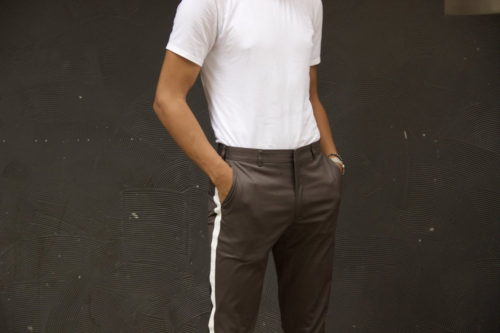 Slim Fit and Comfort   JAPANESE CHINOS    SEE IT NOW