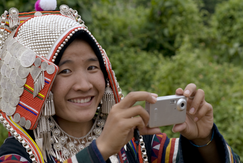 The Akha People: an ancient culture in a digital age.