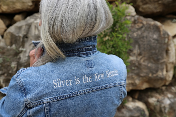 The Infamous Denim Jacket — Silver is the New Blonde™