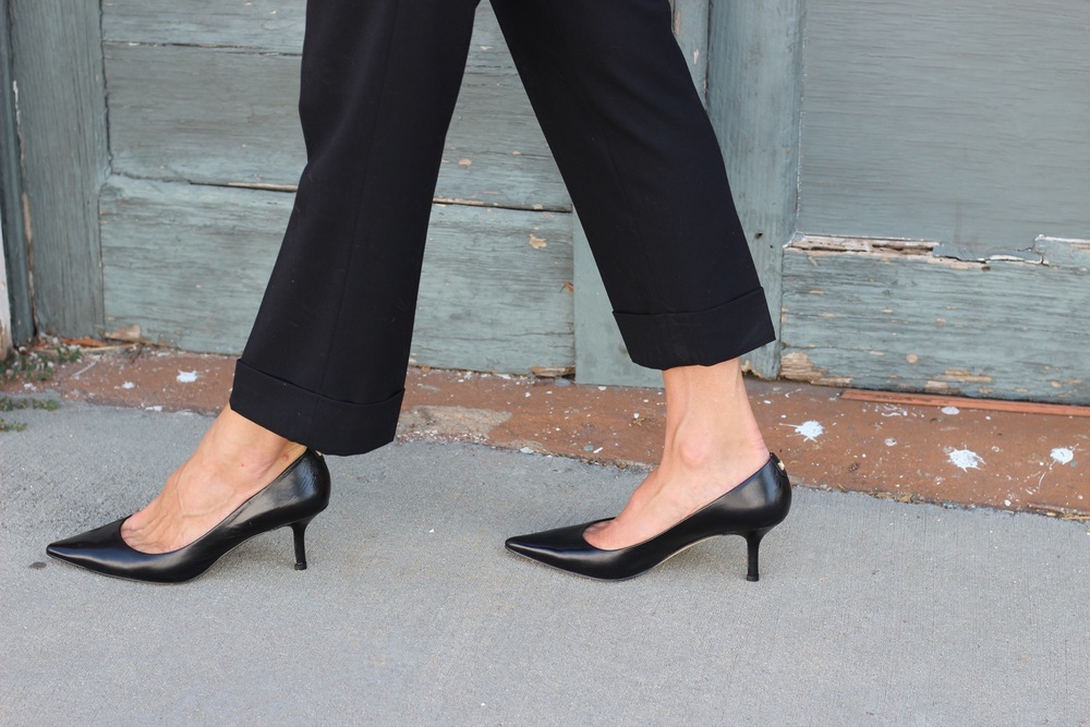 My new Classic Pumps by Ivanka Trump
