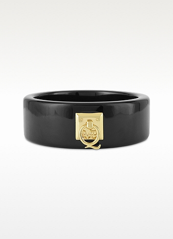 Similar Black Pexi Q Cuff Bracelet