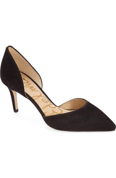 Telsa d'Orsay Pointy Toe Pump - Sam Edelman