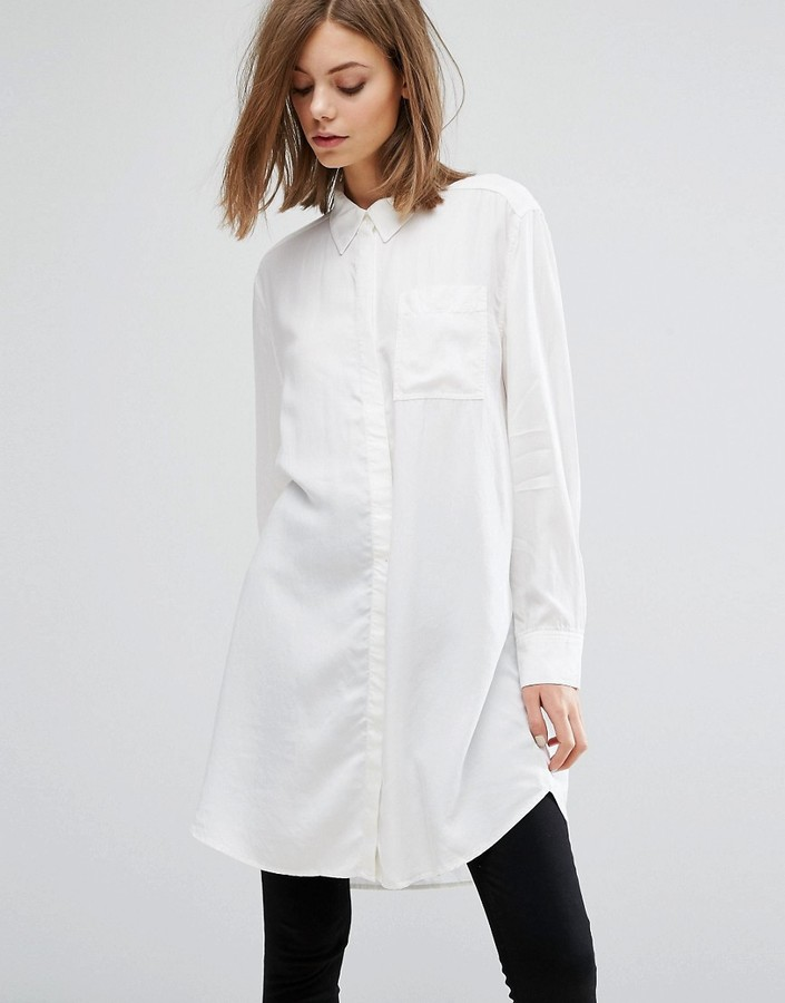 WEEKDAY TUNIC SHIRT