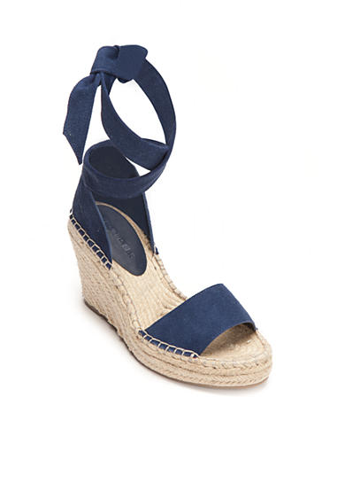 Marc Fisher Kaee Ankle Wrap Wedge