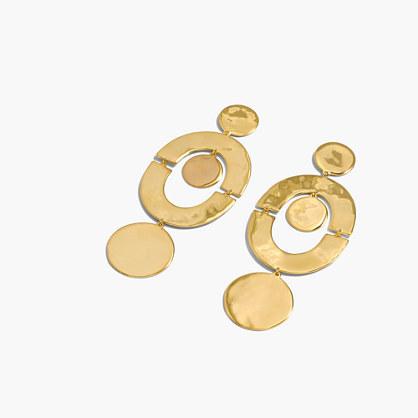 J.Crew Orbit earrings